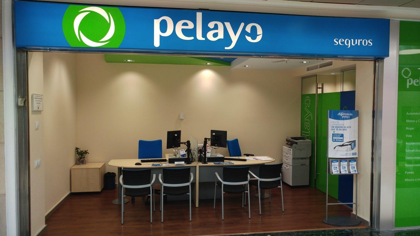 Pelayo seguros centro comercial pe acastillo for Oficinas de pelayo en barcelona
