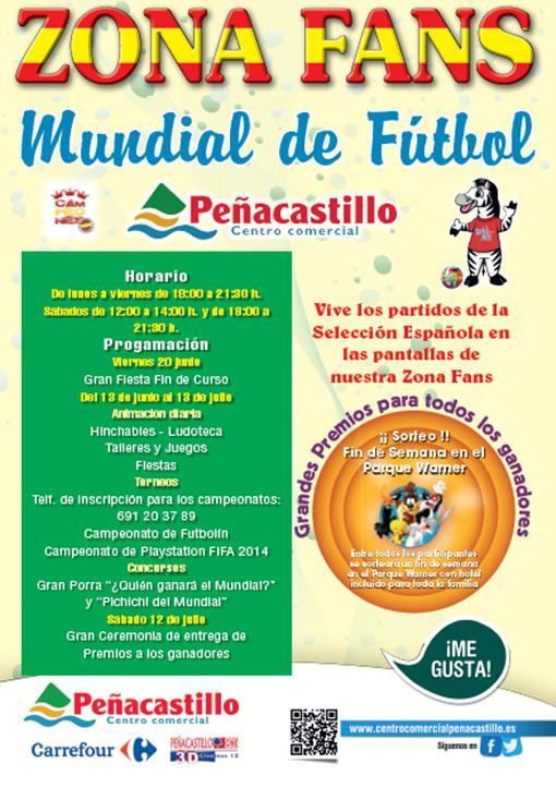 Mundial en Peñacastillo