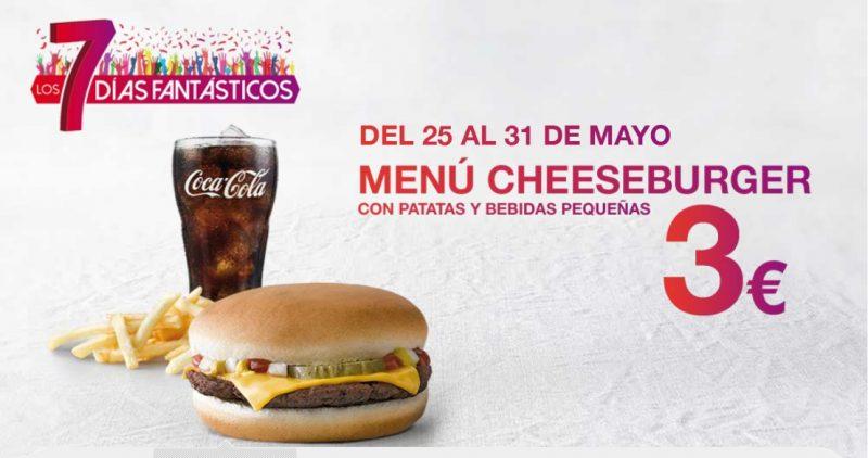 McDonalds Peñacastillo