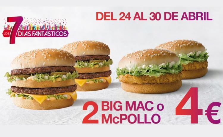 mcdonlad's Peñacastillo