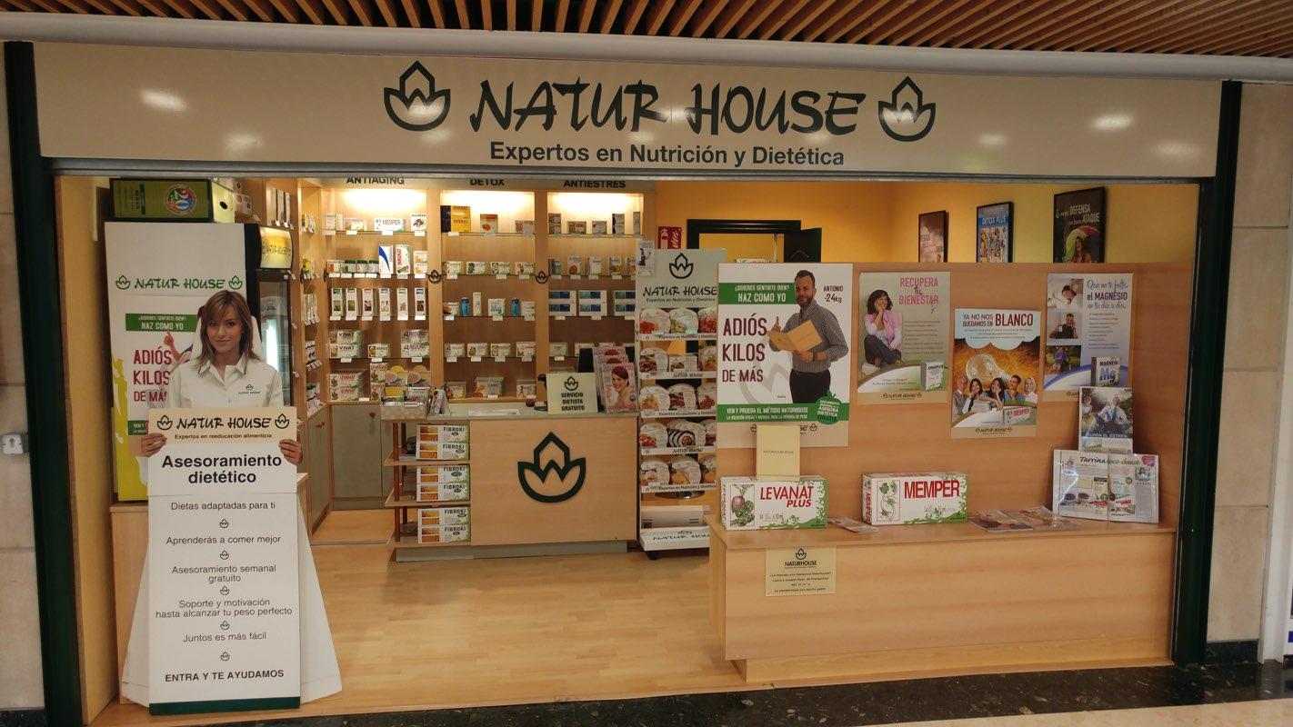 Naturhouse - Centro Comercial Peñacastillo