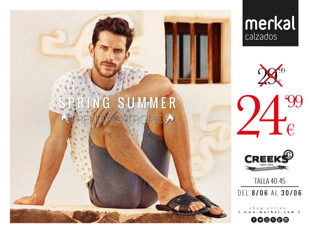 oferta-julio-merkal-calzados Centro Comercial Peñacastillo
