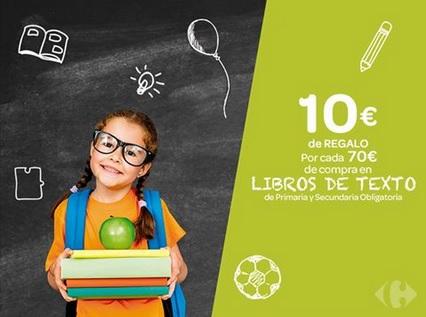 Compra tus libros de texto en Carrefour - Centro Comercial Peñacastillo 49274676bc6ab