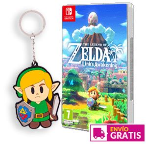 Consigue el juego The Legend of Zelda: Link's Awakening en Game de Centro Comercial Peñacastillo