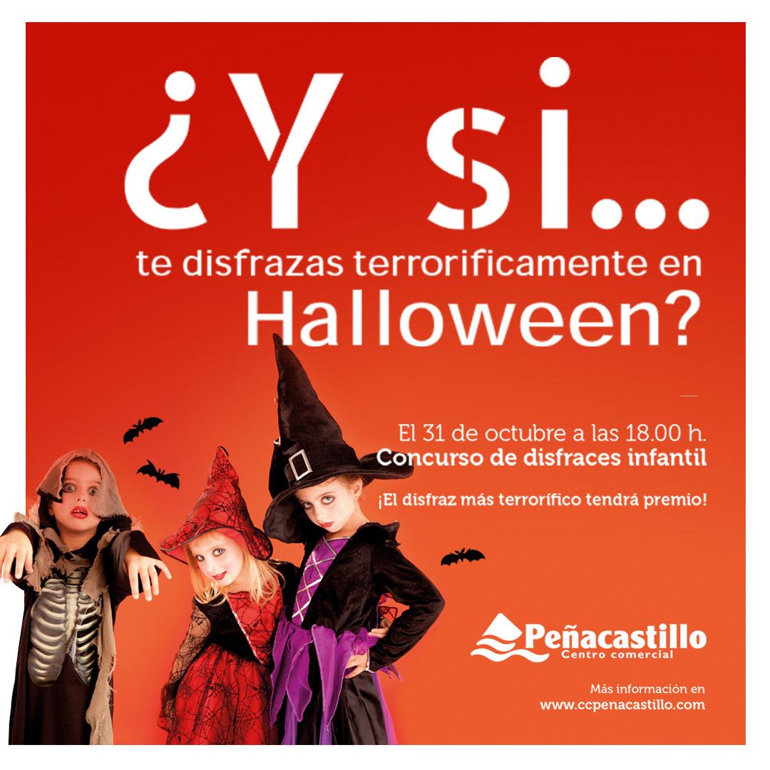 Concurso Disfraces Halloween 2019