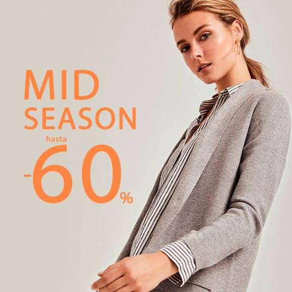 Mid Season Sale en Amichi.