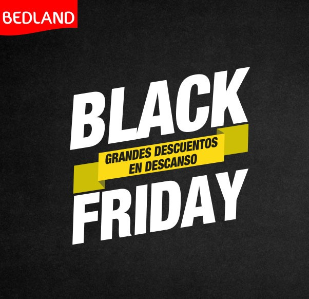Black Friday en Bedland.