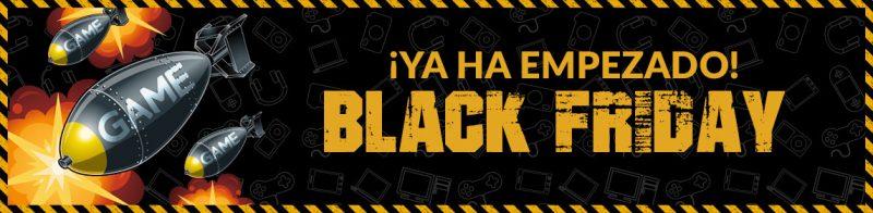 Black Friday en Game.