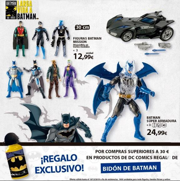 Batman en Toy Planet