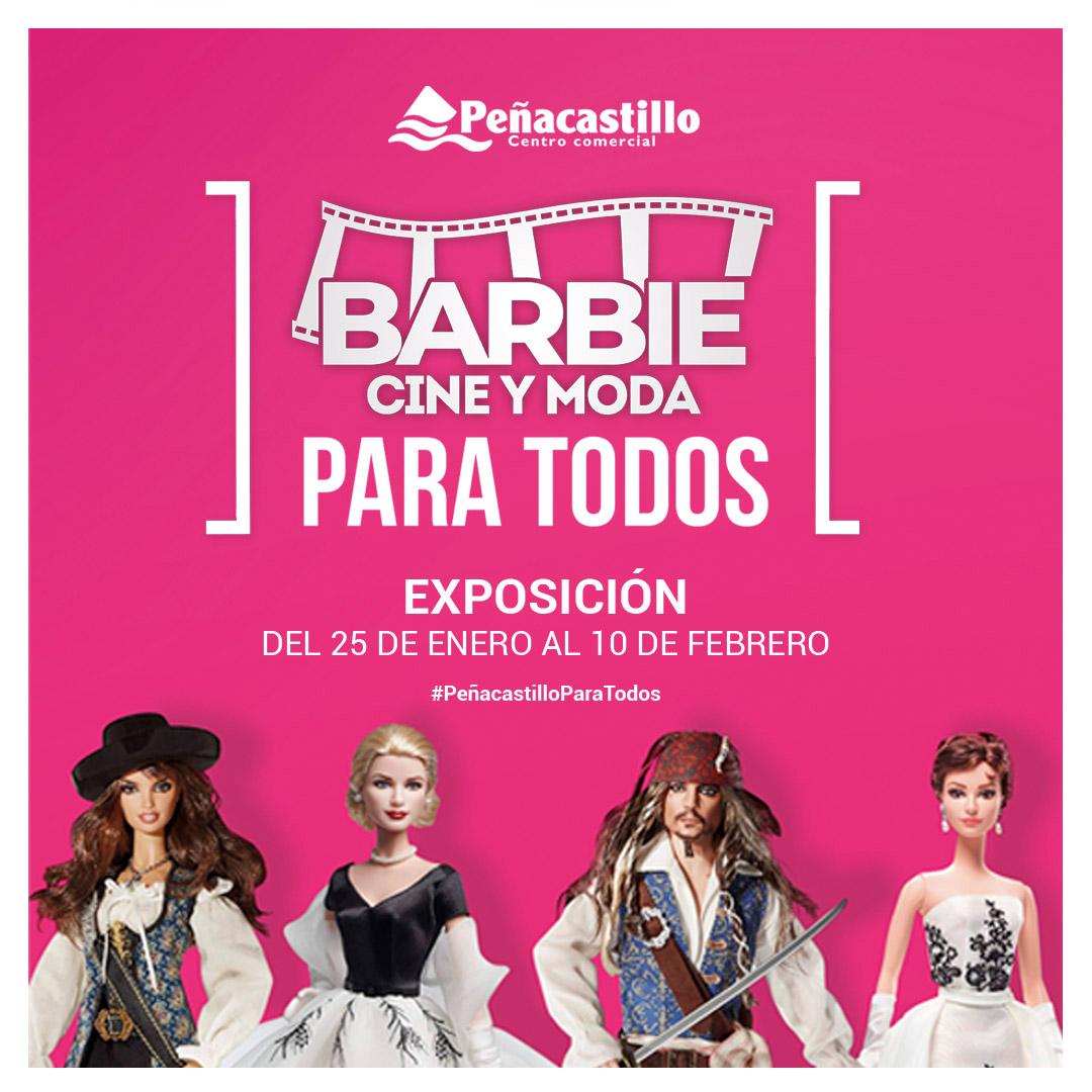 Barbie, Cine y Moda en Santander